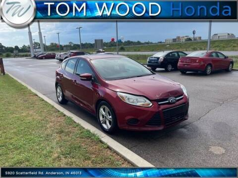 2014 Ford Focus for sale at Tom Wood Honda in Anderson IN