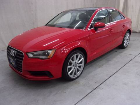 2015 Audi A3 for sale at Paquet Auto Sales in Madison OH