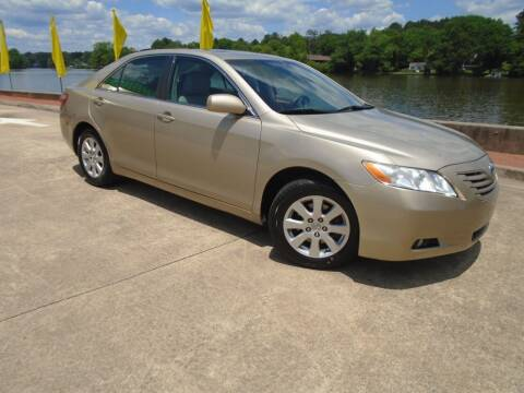 2009 Toyota Camry for sale at Lake Carroll Auto Sales in Carrollton GA