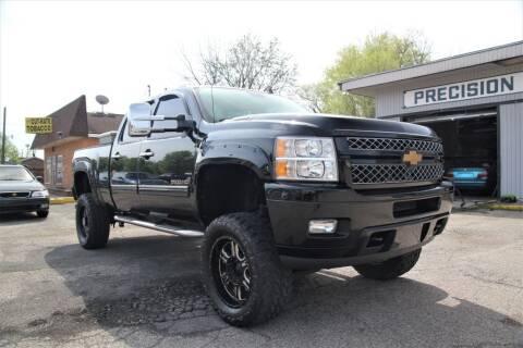 2014 Chevrolet Silverado 2500HD for sale at PMC Automotive in Cincinnati OH