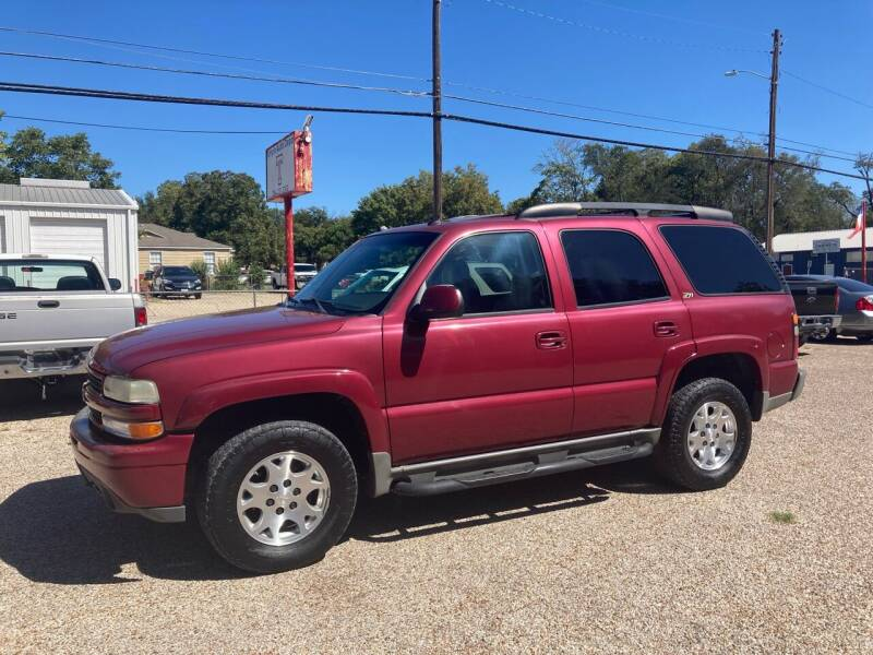 2004 Chevrolet Tahoe for sale at Temple Auto Depot in Temple TX