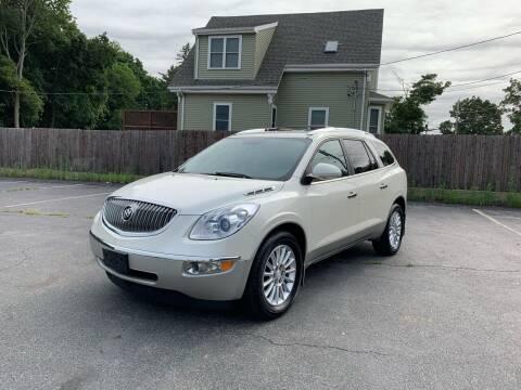 2012 Buick Enclave for sale at Pristine Auto in Whitman MA