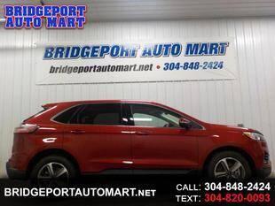 2020 Ford Edge for sale at Bridgeport Auto Mart in Bridgeport WV