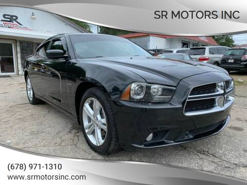2011 Dodge Charger for sale at SR Motors Inc in Gainesville GA