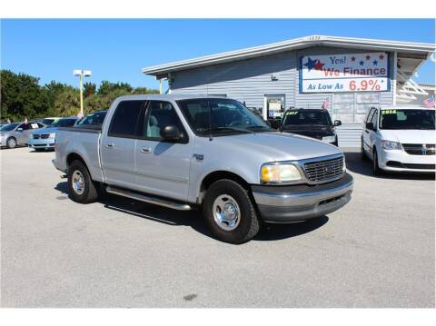 2003 Ford F-150 for sale at My Value Car Sales in Venice FL