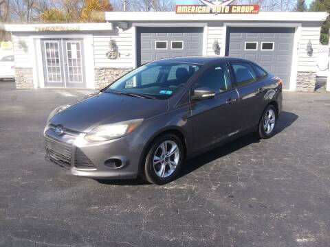 2013 Ford Focus for sale at American Auto Group, LLC in Hanover PA