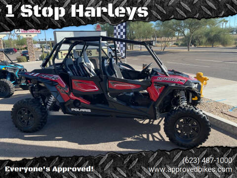 2016 Polaris Xp 4 1000 for sale at 1 Stop Harleys in Peoria AZ