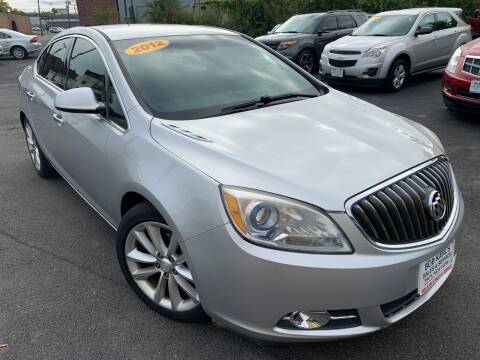 2012 Buick Verano for sale at Bob Karl's Sales & Service in Troy NY