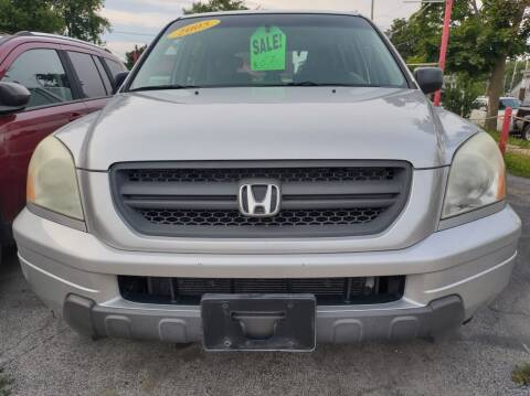 2005 Honda Pilot for sale at Sphinx Auto Sales LLC in Milwaukee WI
