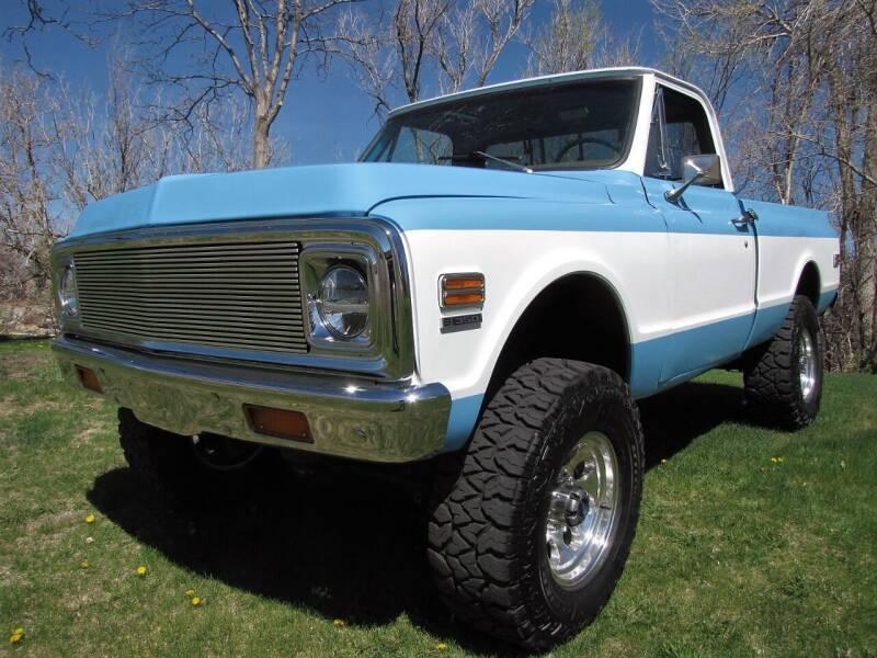 1972 Chevrolet C/K 10 Series for sale at Street Dreamz in Denver CO