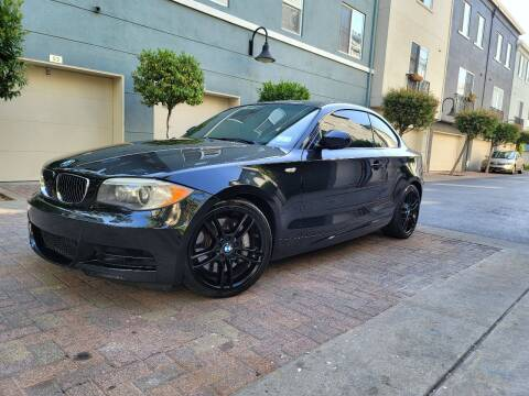2012 BMW 1 Series for sale at Bay Auto Exchange in San Jose CA