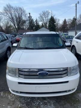 2010 Ford Flex for sale at Mastro Motors in Garden City MI
