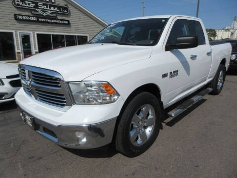 2016 RAM Ram Pickup 1500 for sale at Dam Auto Sales in Sioux City IA