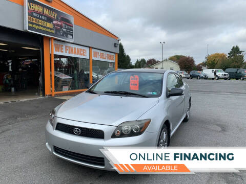 2008 Scion tC for sale at Lehigh Valley Truck n Auto LLC. in Schnecksville PA