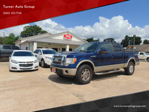 2009 Ford F-150 for sale at Turner Auto Group in Greenwood MS