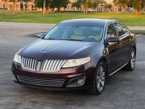 2009 Lincoln MKS for sale at Hadi Motors in Houston TX
