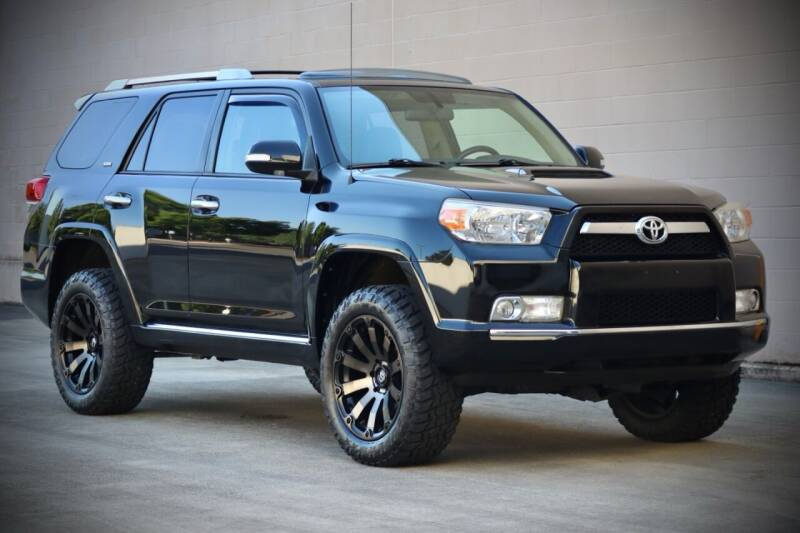 2010 Toyota 4Runner for sale at MS Motors in Portland OR