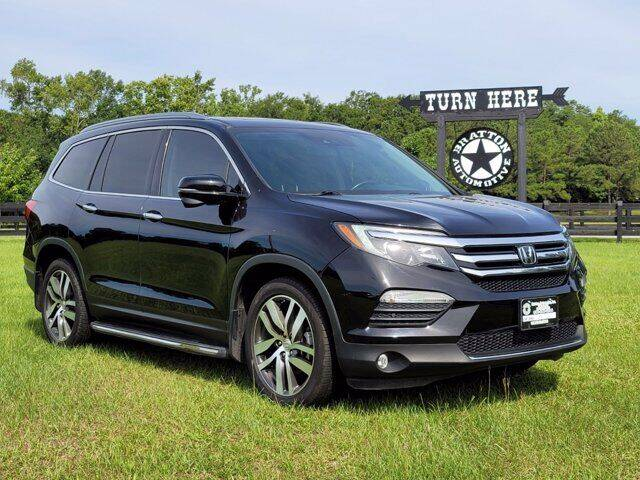 2016 Honda Pilot for sale at Bratton Automotive Inc in Phenix City AL