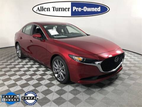 2020 Mazda Mazda3 Sedan for sale at Allen Turner Hyundai in Pensacola FL