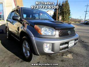 2003 Toyota RAV4 for sale at M J Traders Ltd. in Garfield NJ