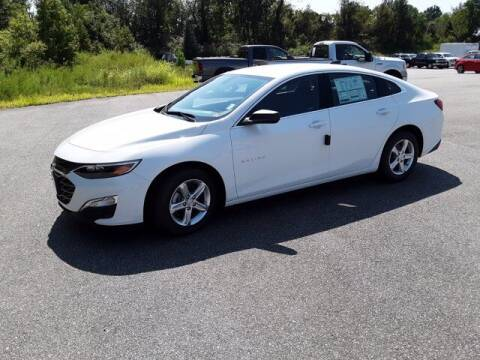 2020 Chevrolet Malibu for sale at Strosnider Chevrolet in Hopewell VA
