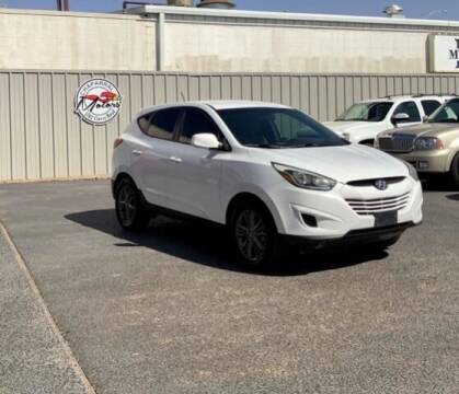 2015 Hyundai Tucson for sale at Chaparral Motors in Lubbock TX