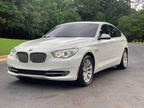 2010 BMW 5 Series for sale at Top Notch Luxury Motors in Decatur GA