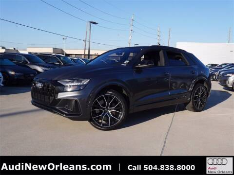 2020 Audi SQ8 for sale at Metairie Preowned Superstore in Metairie LA