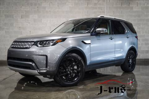 2018 Land Rover Discovery for sale at J-Rus Inc. in Macomb MI