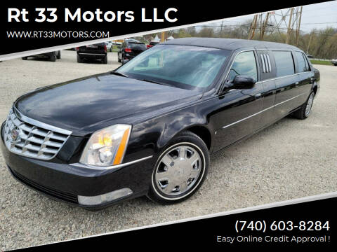 2006 Cadillac DTS Pro for sale at Rt 33 Motors LLC in Rockbridge OH