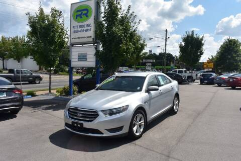 2013 Ford Taurus for sale at Rite Ride Inc in Murfreesboro TN