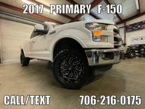 2017 Ford F-150 for sale at Primary Auto Group in Dawsonville GA