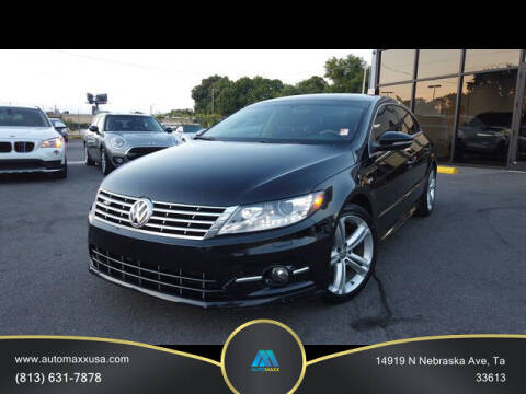 2013 Volkswagen CC for sale at Automaxx in Tampa FL
