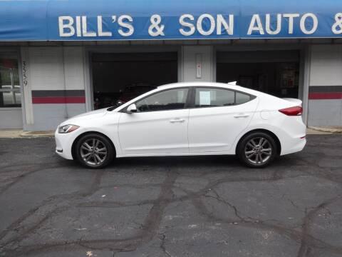 2018 Hyundai Elantra for sale at Bill's & Son Auto/Truck Inc in Ravenna OH