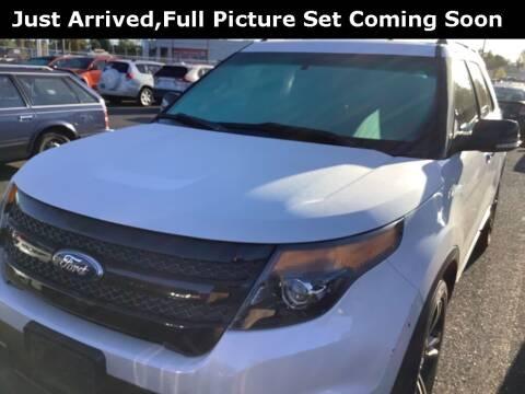 2013 Ford Explorer for sale at Royal Moore Custom Finance in Hillsboro OR