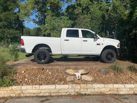 2012 RAM Ram Pickup 2500 for sale at Texas Truck Sales in Dickinson TX