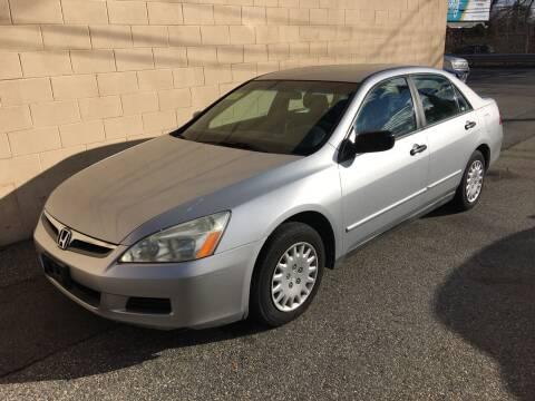 2007 Honda Accord for sale at Bill's Auto Sales in Peabody MA