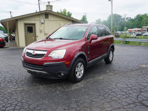2008 Saturn Vue for sale at Tom Roush Budget Westfield in Westfield IN