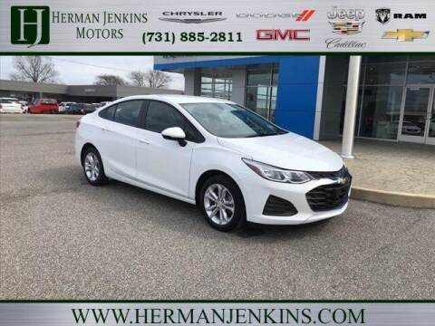2019 Chevrolet Cruze for sale at Herman Jenkins Used Cars in Union City TN