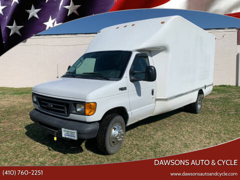 2003 Ford E-Series Chassis for sale at Dawsons Auto & Cycle in Glen Burnie MD