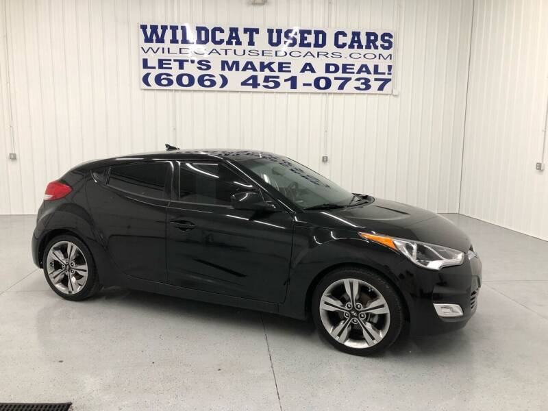2017 Hyundai Veloster for sale at Wildcat Used Cars in Somerset KY