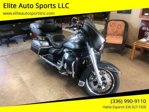 2017 Harley-Davidson Ultra Limited for sale at Elite Auto Sports LLC in Wilkesboro NC