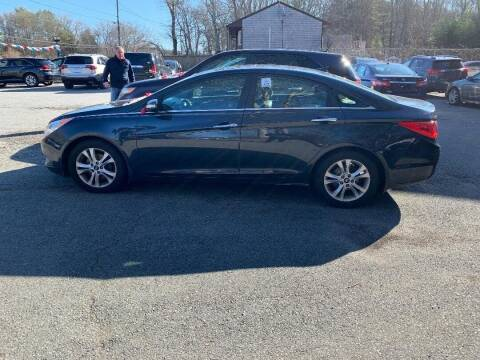 2013 Hyundai Sonata for sale at Mike's Auto Sales in Westport MA