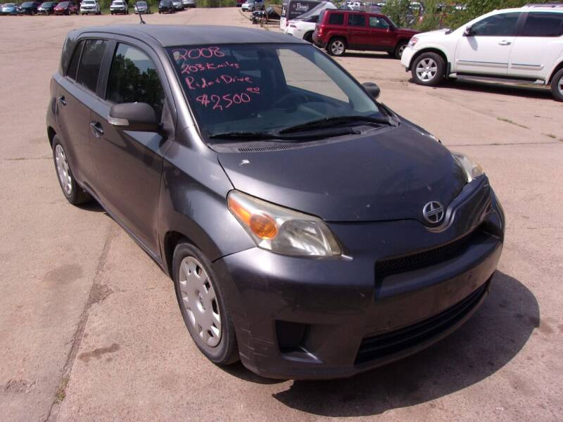 2008 Scion xD for sale at Barney's Used Cars in Sioux Falls SD