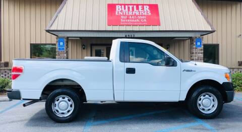 2014 Ford F-150 for sale at Butler Enterprises in Savannah GA