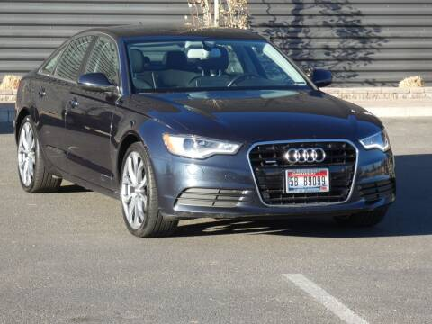 2013 Audi A6 for sale at Sun Valley Auto Sales in Hailey ID