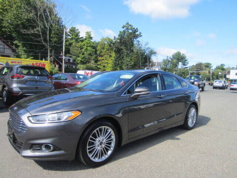 2016 Ford Fusion for sale at Auto Choice of Middleton in Middleton MA