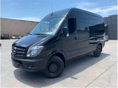 2017 Mercedes-Benz Sprinter 2500 Cargo for sale at Dealers Choice Inc in Farmersville CA