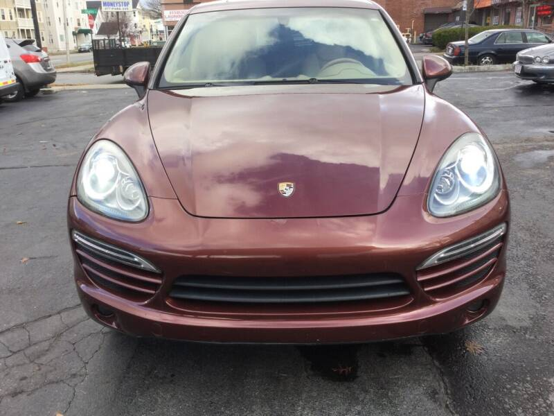 2011 Porsche Cayenne for sale at Olsi Auto Sales in Worcester MA