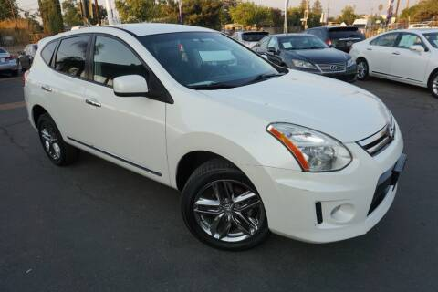 2011 Nissan Rogue for sale at Industry Motors in Sacramento CA